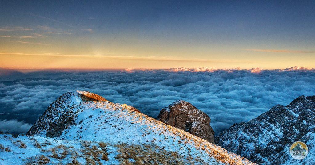 alpinism creasta balaurului